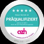 AZH Zertifikat